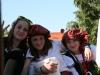 Unsere 3 jungen aktiven Girls